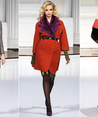 Take an Inside Look at Oscar's Fall 2010 Collection