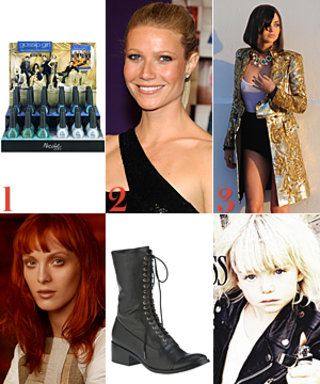 Gossip Girl Gets Polished, Gwyneth's Country Debut, and More!