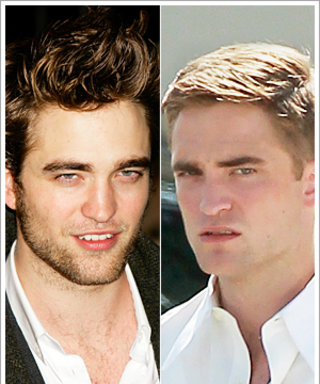 What Do You Think of Robert Pattinson's New 'Do?