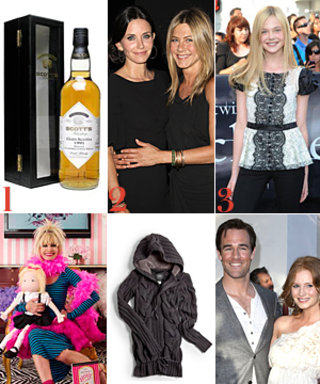 Marc's Wedding Gift For Bill, Jennifer Aniston Joins Cougar Town, and More!