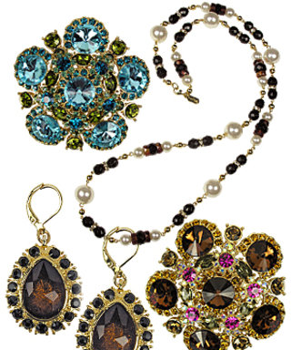 FIRST LOOK: Janie Bryant for QVC Jewelry