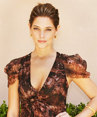 EXCLUSIVE: Go Behind the Scenes of Ashley Greene's Photo Shoot for mark!