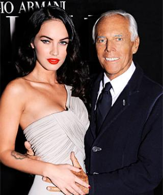 Megan Fox Named Face of Giorgio Armani Cosmetics