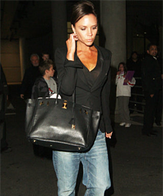 """David Beckham on Victoria's Style: """"I love her dressed down in flip flops and jeans"""""""