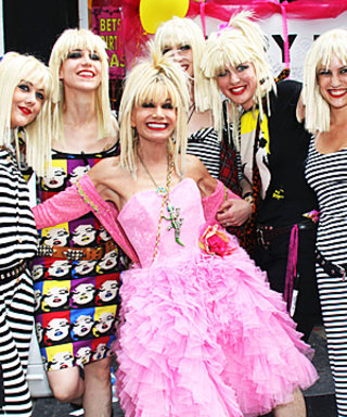 Happy 68th Birthday, Betsey Johnson!