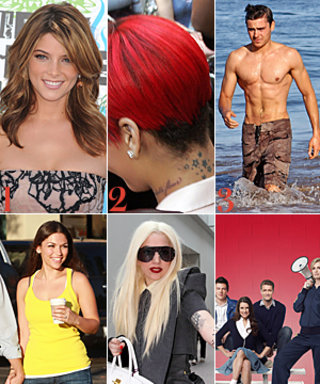 Ashley Greene on Alice Cullen's Style, Rihanna's New Tattoo, and More!