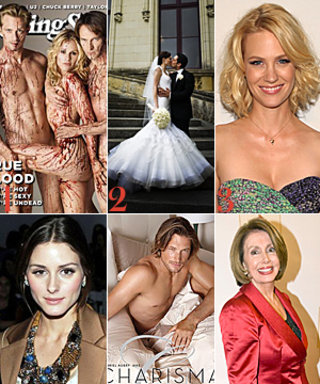 True Blood Stars Strip Down, Coco Rocha Tweets Wedding Pic, and More!