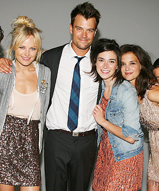 Katie Holmes & The Romantics Cast for the J.Crew Collection: Behind-the-Scenes Video!