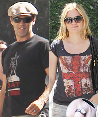 Check Out Anna Paquin & Stephen Moyer's Wedding Bands!
