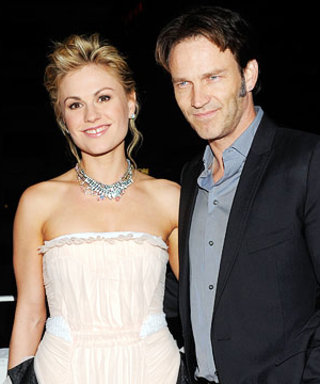 Anna Paquin & Stephen Moyer Wed!