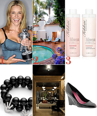 Chelsea Handler's VMA Pic, Marilyn Monroe's House For Sale, and More!