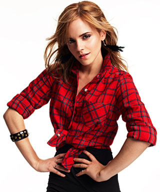 Emma Watson Models People Tree's Latest Collection