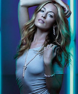 Cat Deeley's Steamy Links of London Ads