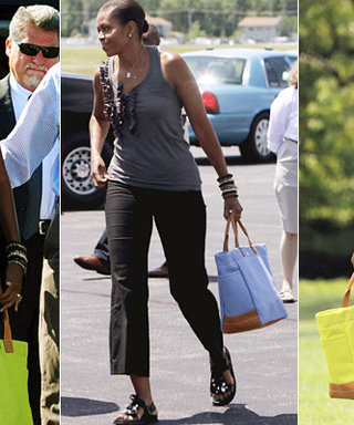 Michelle Obama's Favorite Tote(s)
