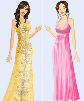 PopSugar's Retail Therapy Game Adds Emmy Gowns
