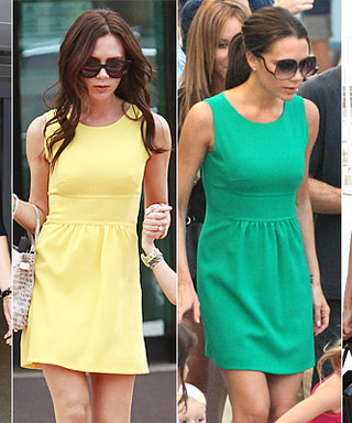 Victoria Beckham's Most Versatile Dress