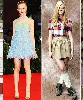 Elle Fanning: Fashion's Newest Style Star