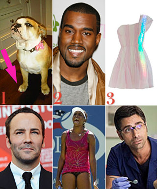 Victoria Paints Her Pooch's Nails, Kanye Pens Taylor a Song, and More!