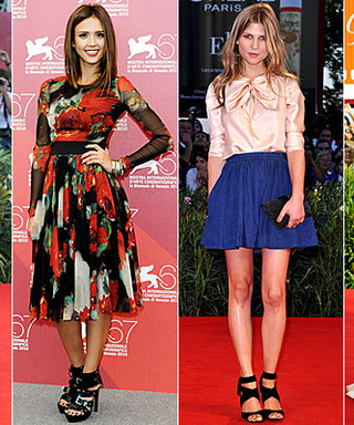 Venice Film Festival: Our Top Ten Favorite Looks