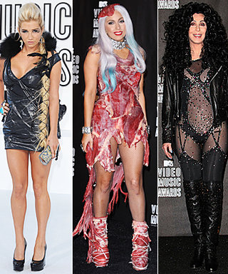 Tell Us: Who Wore the Most Outrageous Outfit at the VMAs?