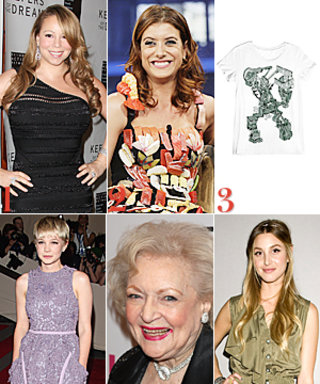 Mariah Designs for HSN, Kate Walsh Rocks a Sushi Dress, and More!