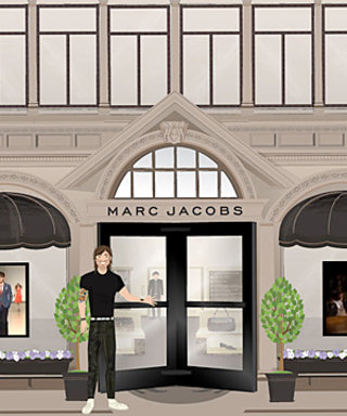 Marc Jacobs Debuts Virtual Shopping Experience