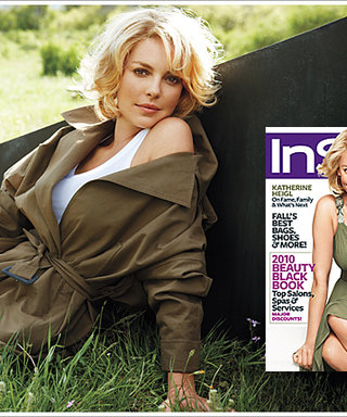 Our October Cover Girl Is... Katherine Heigl!