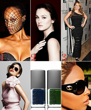 Tyra's DIY Mask, Leighton Meester Teams Up With Bulgari for Charity, and More!