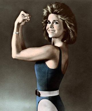 Jane Fonda's New Fitness DVDs!