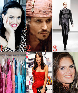 Katy Perry May Design, Johnny Depp Visits Kids, and More!