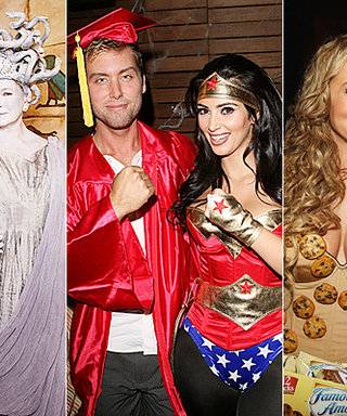 See Our Favorite Celebs All Decked Out for Halloween!