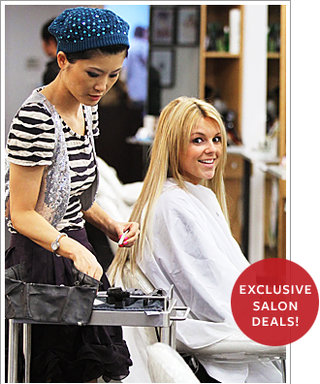 Save Up To 50% at Beauty Black Book Salons and Spas!