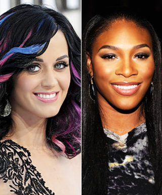 Sneak Peek: Katy Perry and Serena Williams for OPI