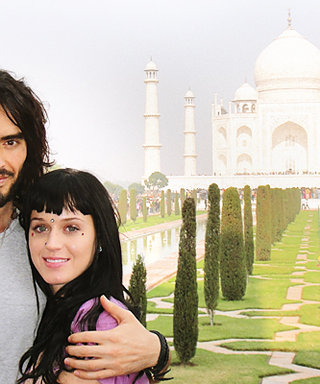Katy Perry & Russell Brand's Wedding Watch