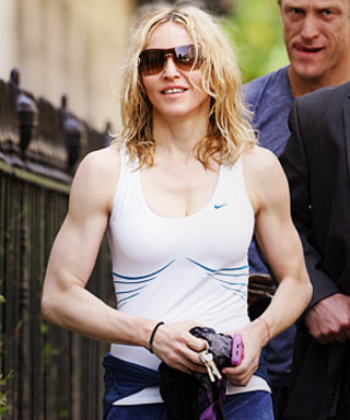 Madonna to Open a Line of Gyms