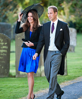 Prince William and Kate Middleton Step Out for a Friend's Wedding