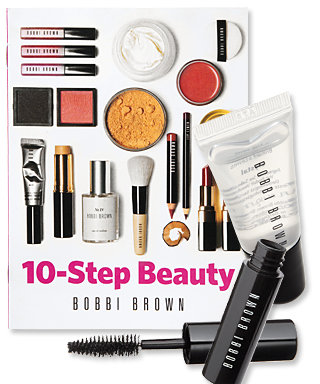 Follow InStyle on Foursquare to Win Bobbi Brown Lip Gloss, Mascara & More!