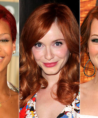 It's Official: Red Hair Is In!