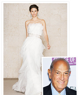 Oscar de la Renta Will Help Select Your Wedding Dress!