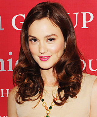 Leighton Meester to Front Vera Wang's New Fragrance