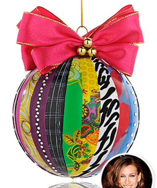 Celebrities Design Ornaments for Charity