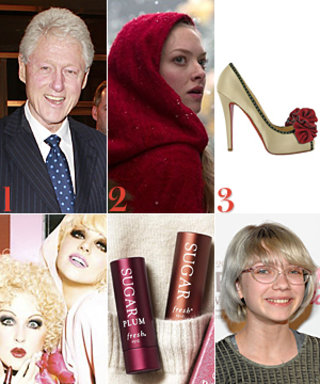 Bill Clinton Films Hangover 2 Cameo, Amanda Seyfried inRed Riding Hood, and More!