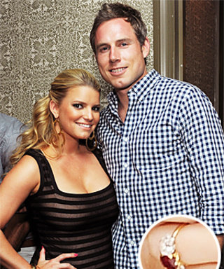 What Will Newly Engaged Jessica Simpson Wear Down the Aisle?