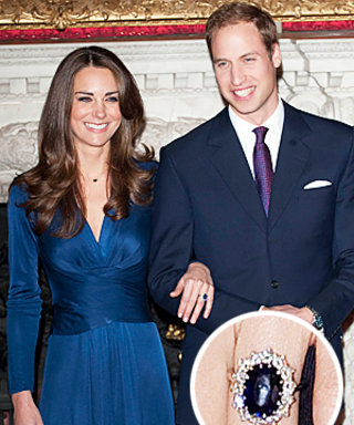 Prince William Proposed to Kate Middleton with Diana's Ring