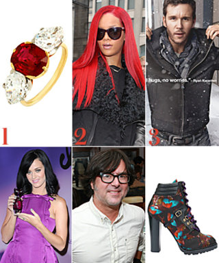 Details on Jessica Simpson's Ring, Rihanna's Hair Reaches New Lengths, and More!