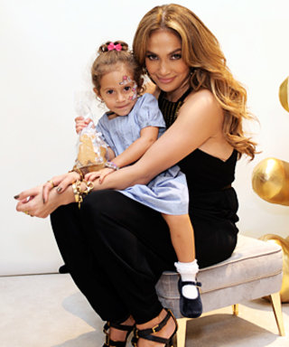 Jennifer Lopez Opens Up About Her Twins at Gucci