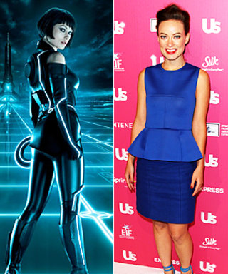 Olivia Wilde on Transforming Her Body for TRON: Legacy
