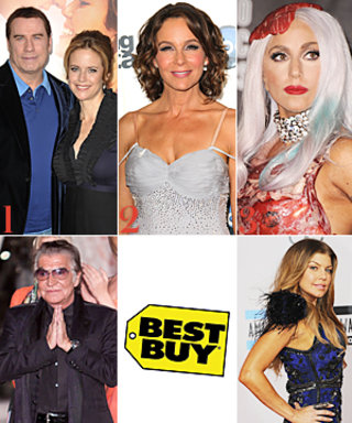 John Travolta Welcomes a Son, Jennifer Grey Wins DTWS, and More!