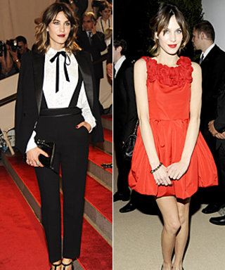 """It's Official! Alexa Chung is Fashion's """"It"""" Girl!"""