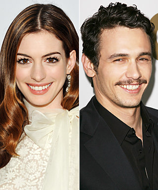 Anne Hathaway and James Franco to Host the Oscars